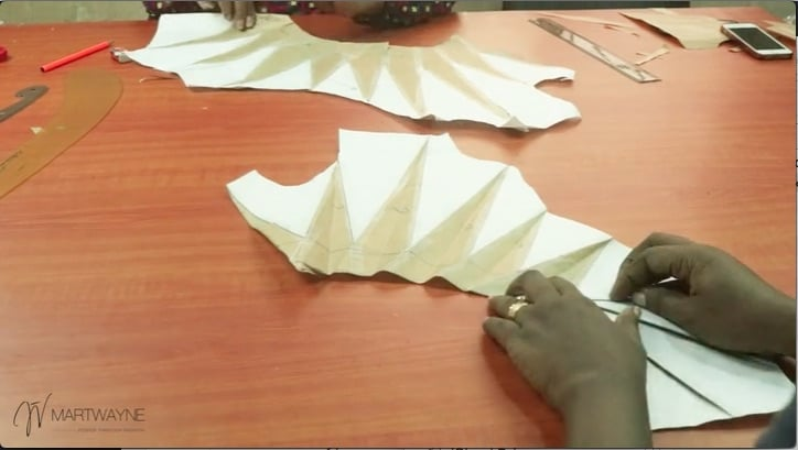 Origami & creative patternmaking