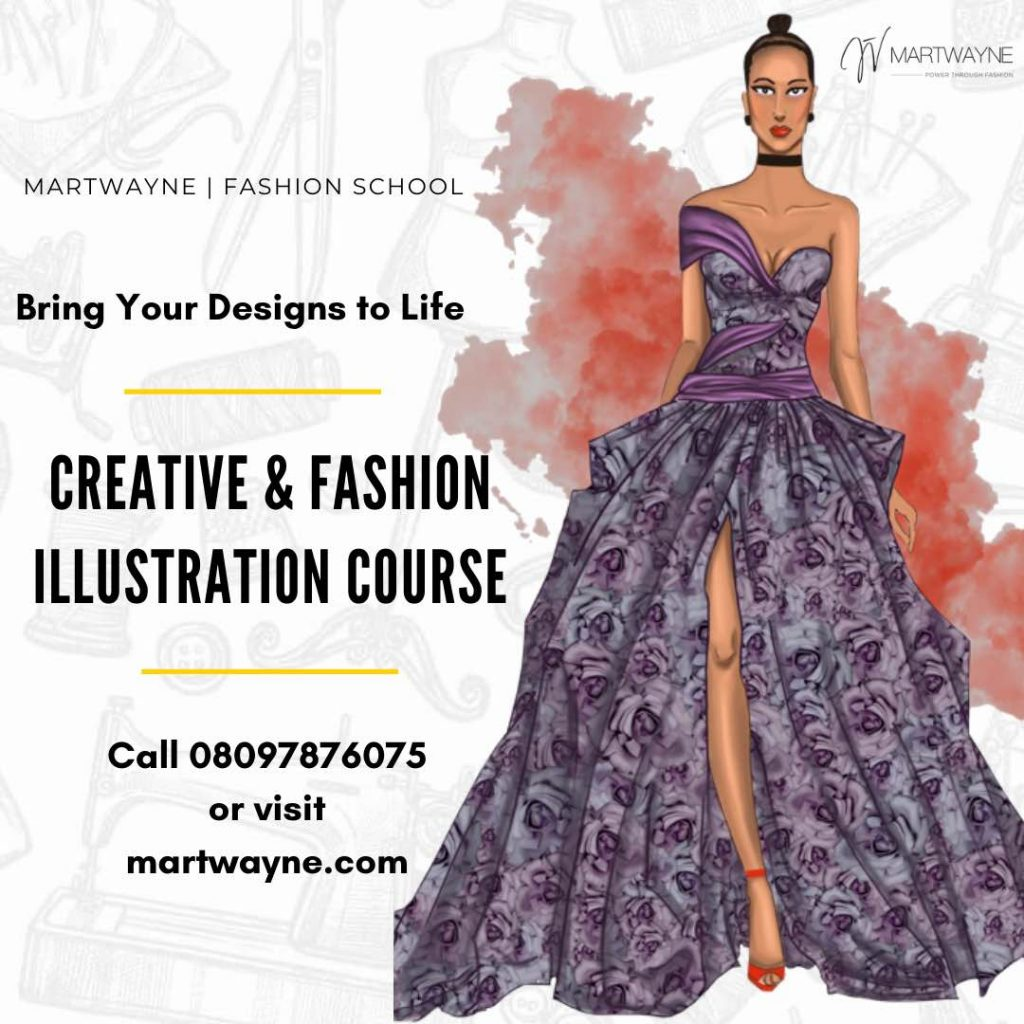 Creative and Fashion Illustration Course at Martwayne
