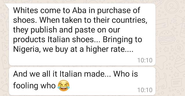 buy naira to save the naira