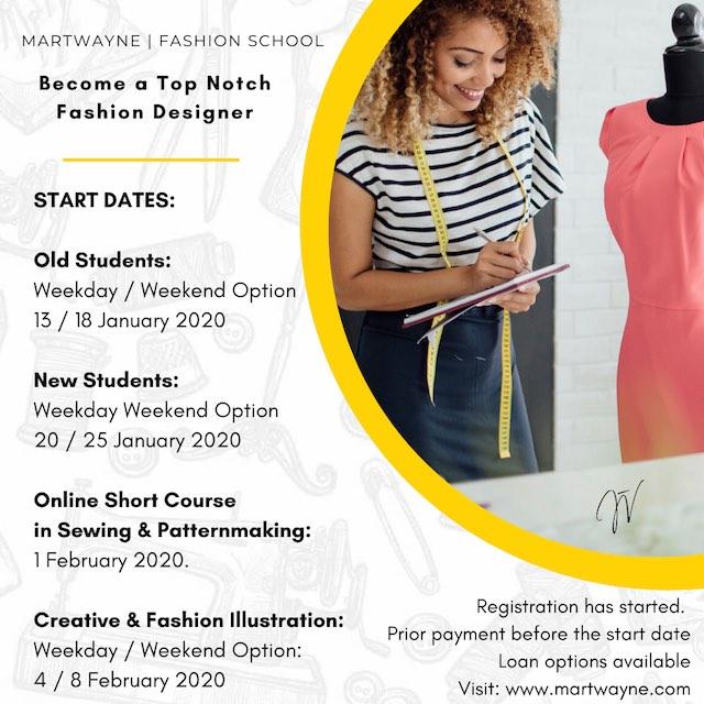 Fashion School in Lagos