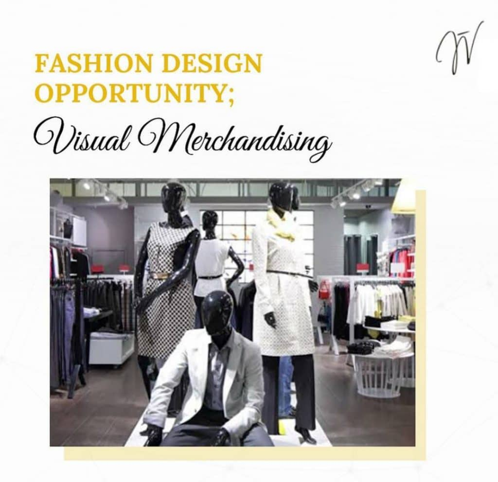 Fashion Business Opportunity - Visual Merchandising