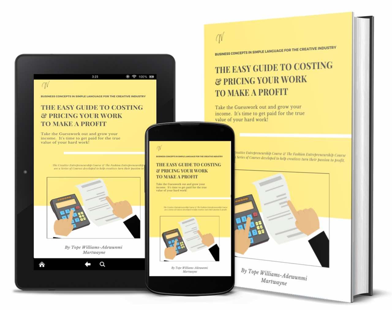 pricing pdf