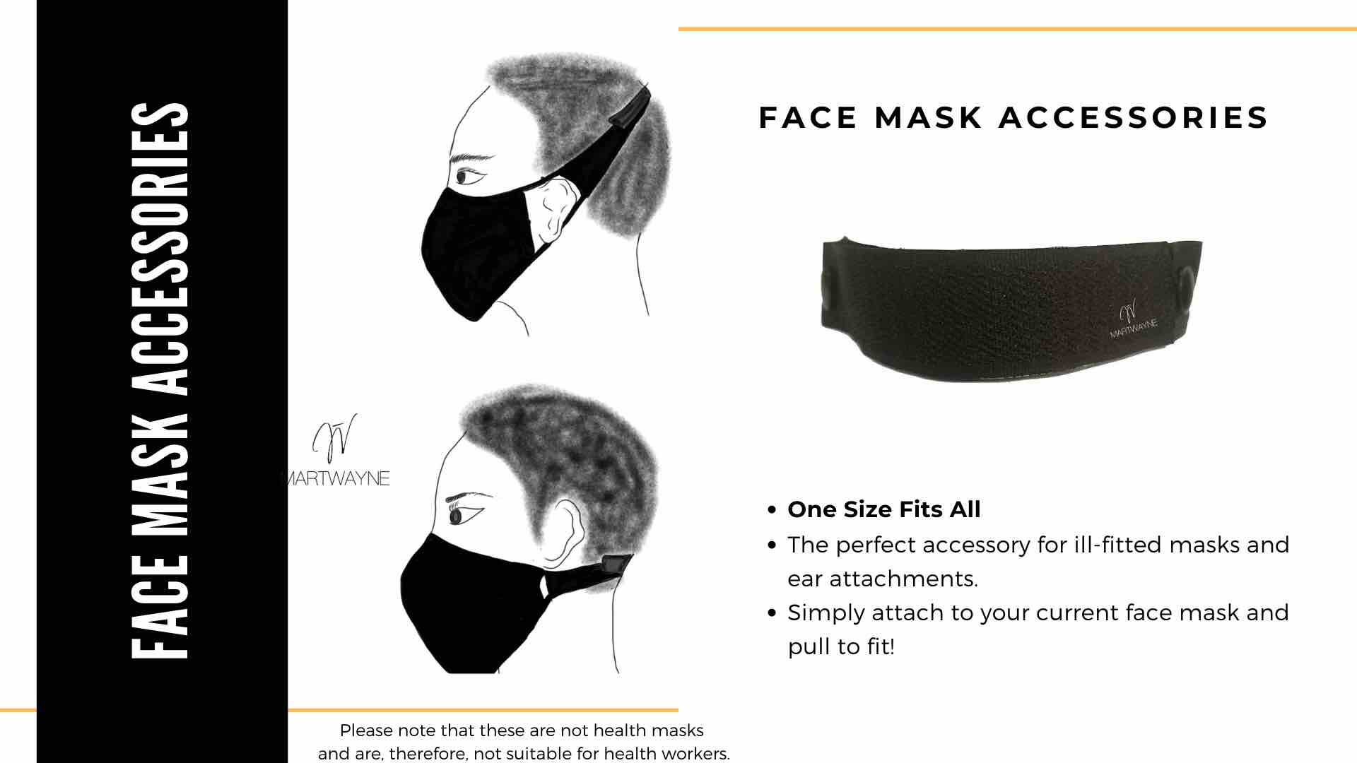 face mask holder face mask accessory