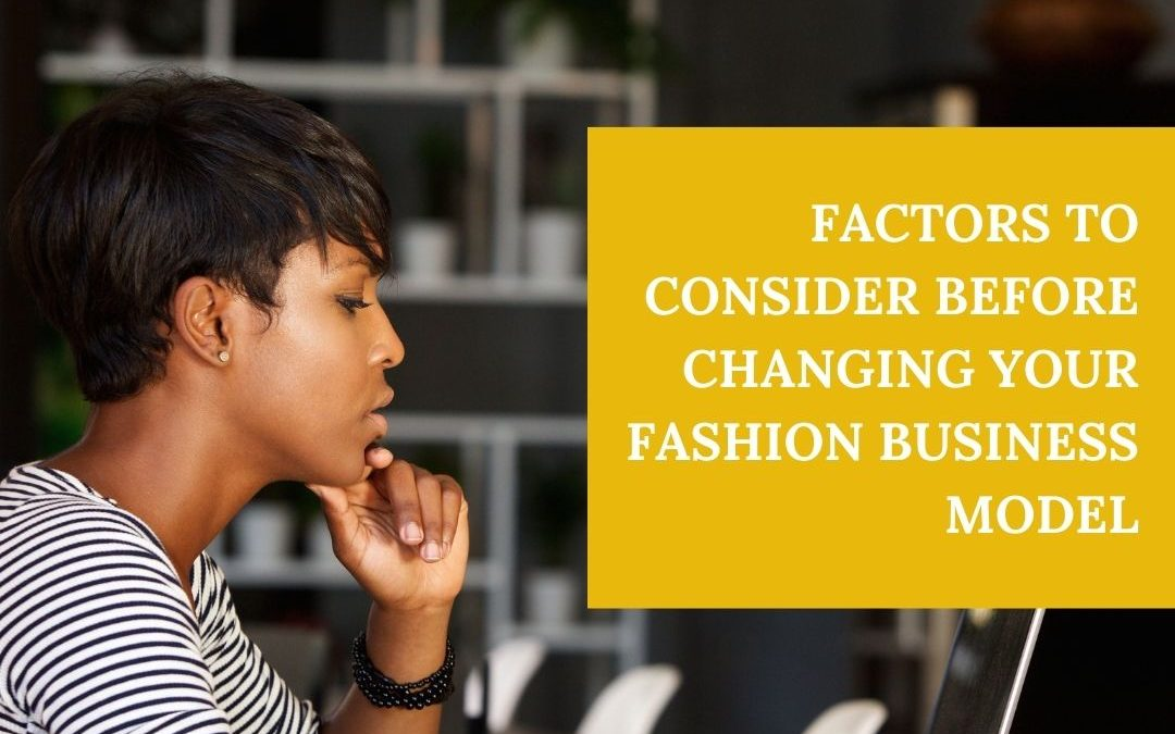 Fashion Business Model