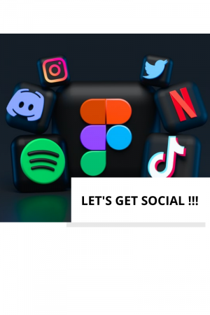 get social with the media