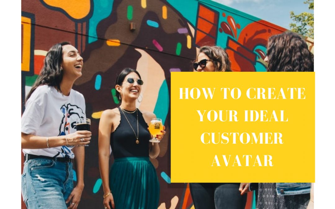 FASHION BUSINESS |How To Create Your Ideal Customer Avatar