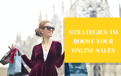 STRATEGIES TO BOOST YOUR ONLINE SALES QUICKLY