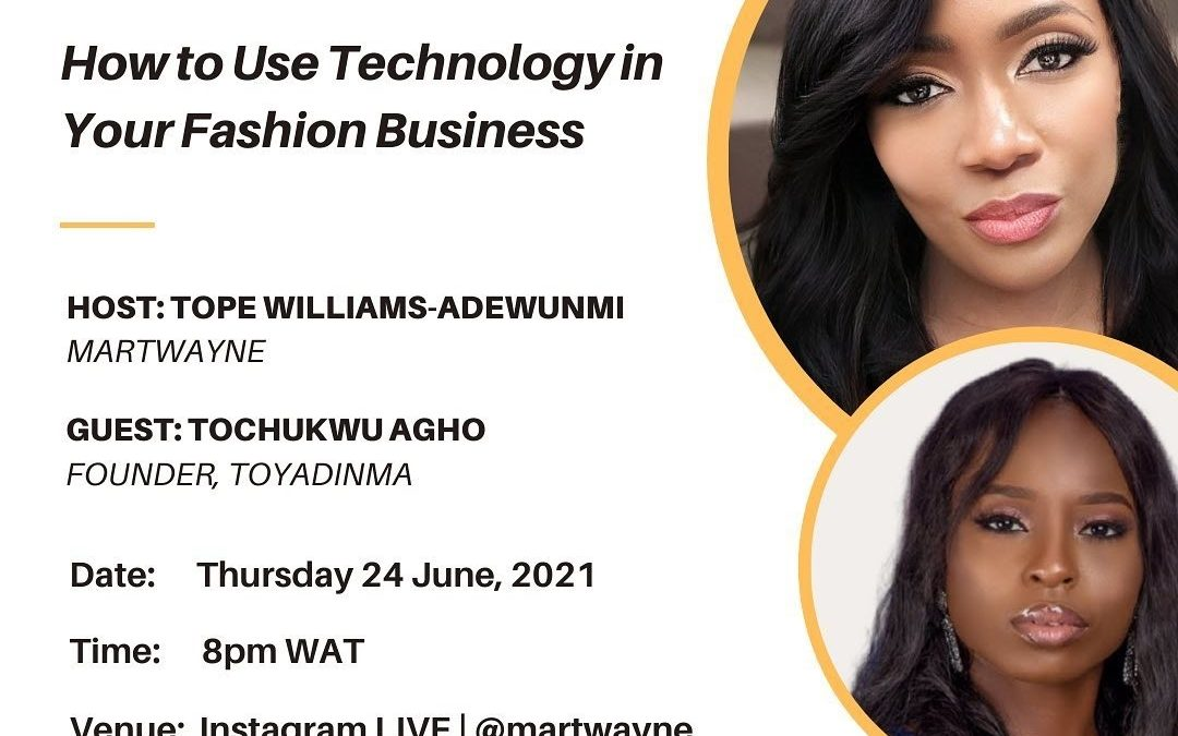 HOW TO USE TECHNOLOGY IN YOUR FASHION BUSINESS |BWM #17|