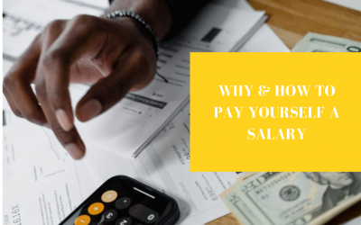 WHY AND HOW TO PAY YOURSELF A SALARY (BNM #7)
